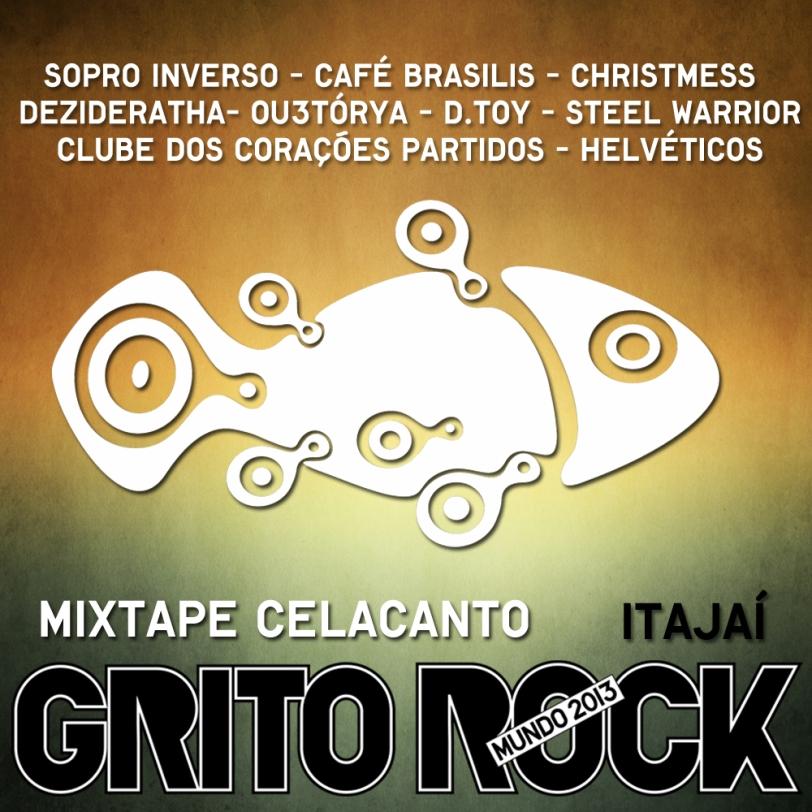 10 - Capa -  Mixtape Celacanto